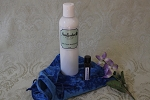 Aloe Vera Moisturizer & .25oz Perfume Oil (Call to Order)