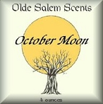 October Moon .25 oz or .50 oz oil