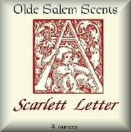 Scarlett Letter 4oz Spray
